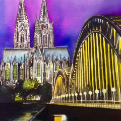 Köln, Cologne, Colonia