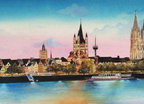 Ilustración de Köln