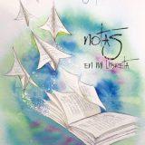 Ilustración portada libro poesia