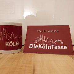 DieKölnTasse – Die Kaffeetasse für Köln