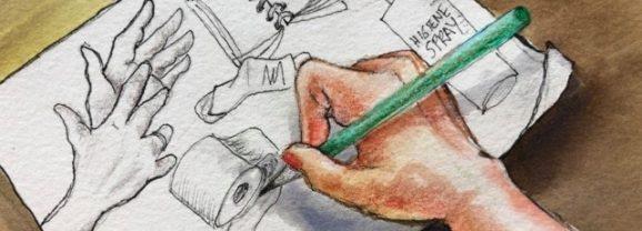 Clases de dibujo y acuarela- Aquarell und Zeichnen Unterricht