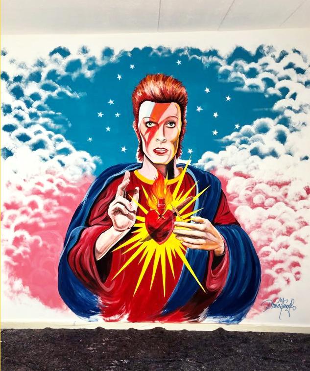 Davis Bowie